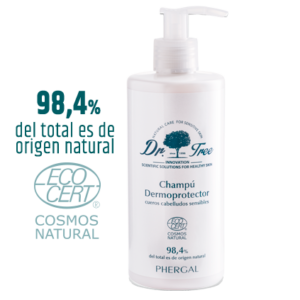 Champú natural dermoprotector Dr tree